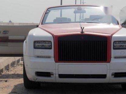 Rolls-Royce Phantom 2013 White for sale