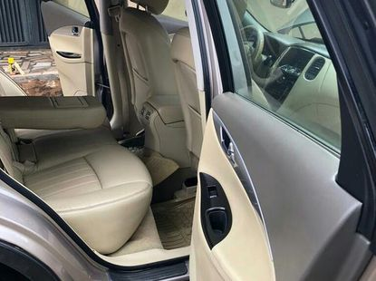 Infiniti EX35 2009 Gold for sale