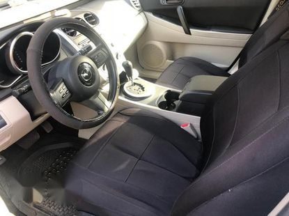 Mazda CX-7 2010 White for sale