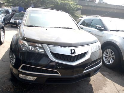 2012 Acura MDX for sale in Lagos for sale