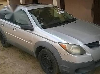 Pontiac Vibe Automatic 2003 Silver for sale