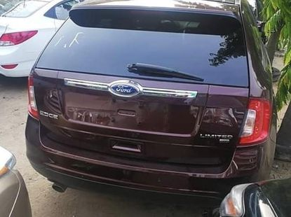 Almost brand new Ford Edge 2012 for sale