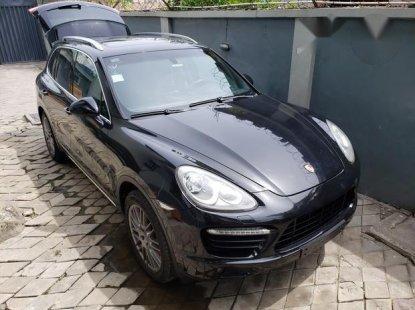 Porsche Cayenne 2012 Turbo Black for sale