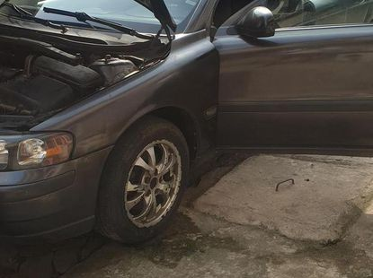 Volvo S60 2000 2.4 T Automatic Black for sale