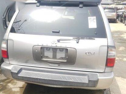 Infiniti Qx SUV 2000 Silver for sale