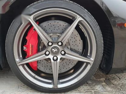 Ferrari 456 2013 Black for sale