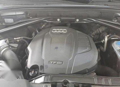 Audi Q5 2013 Gray for sale