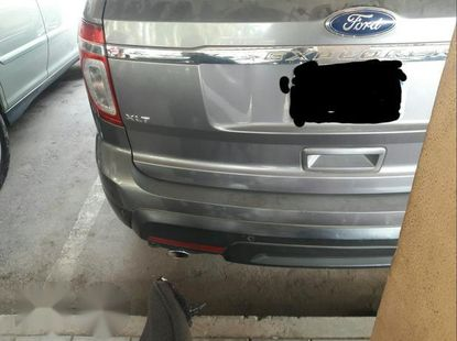 Ford Explorer 2012 Gray for sale