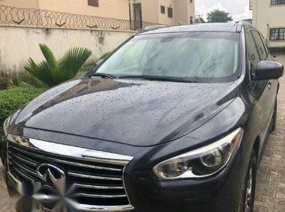 Infiniti QX 2012 Black for sale