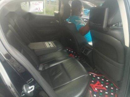 Acura ZDX 2010 Black
