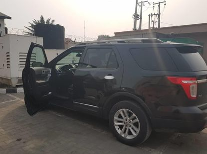Ford Explorer 2012 Automatic Petrol for sale
