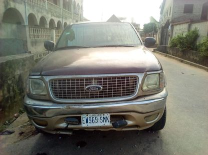 2003 Ford F-150 for sale in Lagos