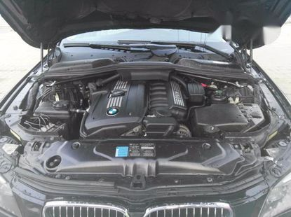 Extremely Clean Tokunbo BMW 528xi 2008 Black for sale