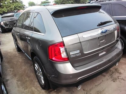 Ford Edge 2013 Petrol Automatic Brown