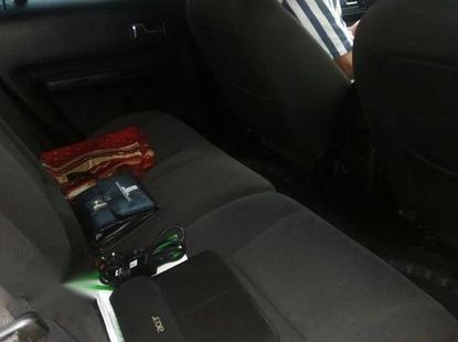 Belgium Black Ford Edge for sale