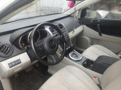 Mazda CX-7 2009 White for sale