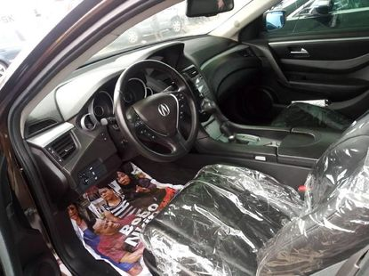 2009 Acura ZDX Automatic Petrol well maintained