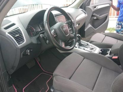 Almost brand new Audi Q5 Petrol 2011