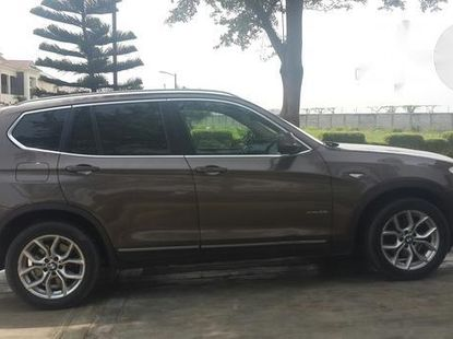 BMW X3 2012 xDrive35i Brown for sale