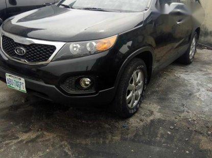 Kia Sorento 2012 LX Black for sale