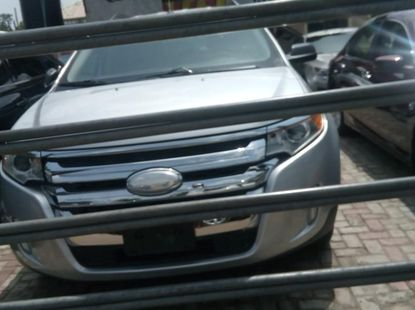 Ford Edge 2013 Petrol Automatic Grey/Silver for sale