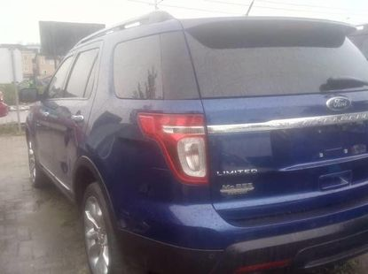 Almost brand new Ford Explorer 2013 for sale