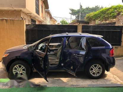 Ford Edge 2011 SE 4dr FWD (3.5L 6cyl 6A) Blue for sale