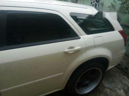 Neatly Used Dodge Magnum 2006 White