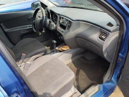 Kia Rio 1.4 Automatic 2006 Blue for sale