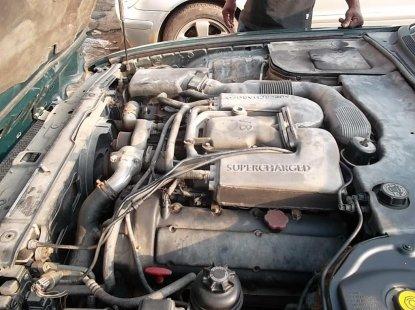 Jaguar XJ 2001 Automatic Petrol for sale