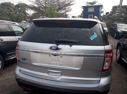 2011 Ford Explorer for sale in Lagos