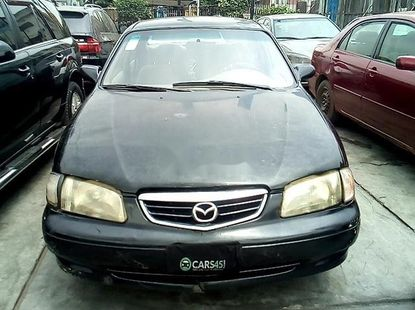Mazda 626 2000 Manual Petrol for sale