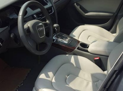 Audi A4 2012 Gray for sale