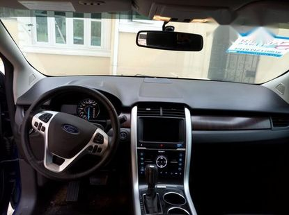Ford Edge 2013 Blue for sale