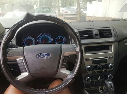 Ford Fusion 2012 SEL Red for sale