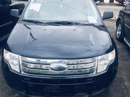 Ford Edge 2010 Blue for sale