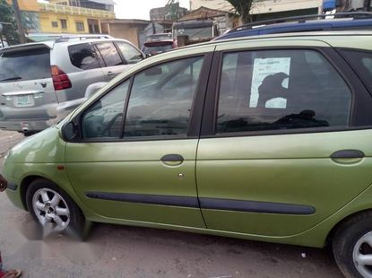Renault Scenic 2000 Green for sale