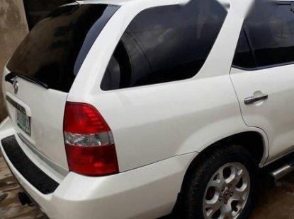 Acura MDX 2002 White For Sale