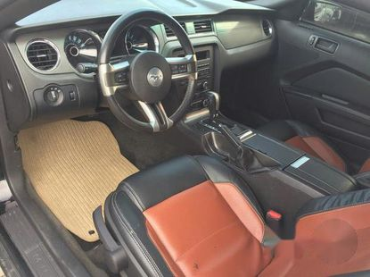 Ford Mustang 2014 Black For Sale