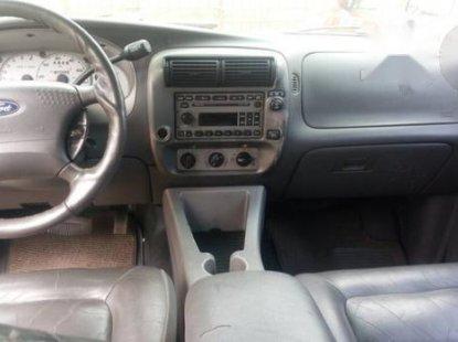 Ford Explorer 2002 Black for sale