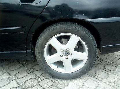 Volvo S60 2002 ₦550,000 for sale