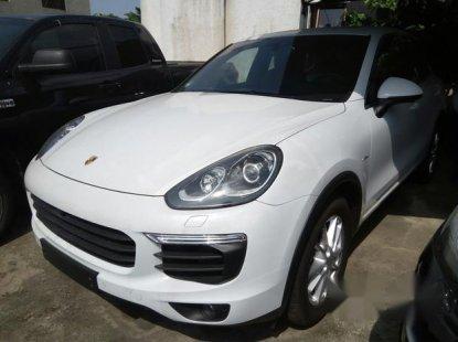 Porsche Cayenne 2016 White for sale