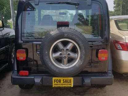 Jeep Wrangler 2000 Petrol Automatic for sale