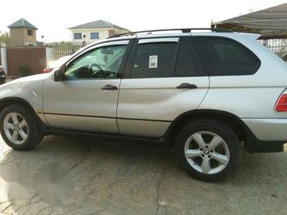BMW X5 2002 Silver for sale