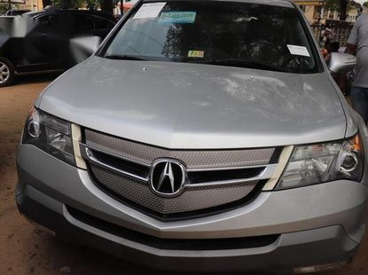 Acura MDX 2008 Silver for sale