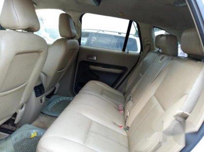 Super Clean Registered Ford Edge 2007 White for sale
