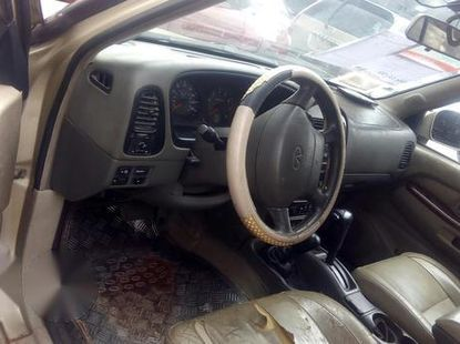 Infiniti QX4 1998 Gold for sale