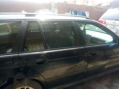 BMW 525i 2002 Black for sale