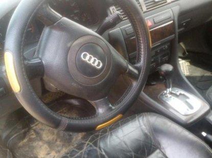 Audi A6 Quatro 2004 White for sale
