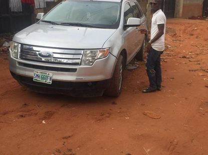 Ford Explorer 2010 Silver for sale